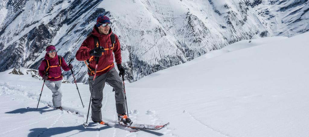 Ako si vybrať skialpové lyže - Sportby.sk