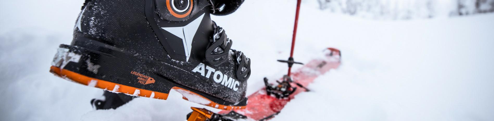Skialp: časť druhá, skialpové lyžiarky