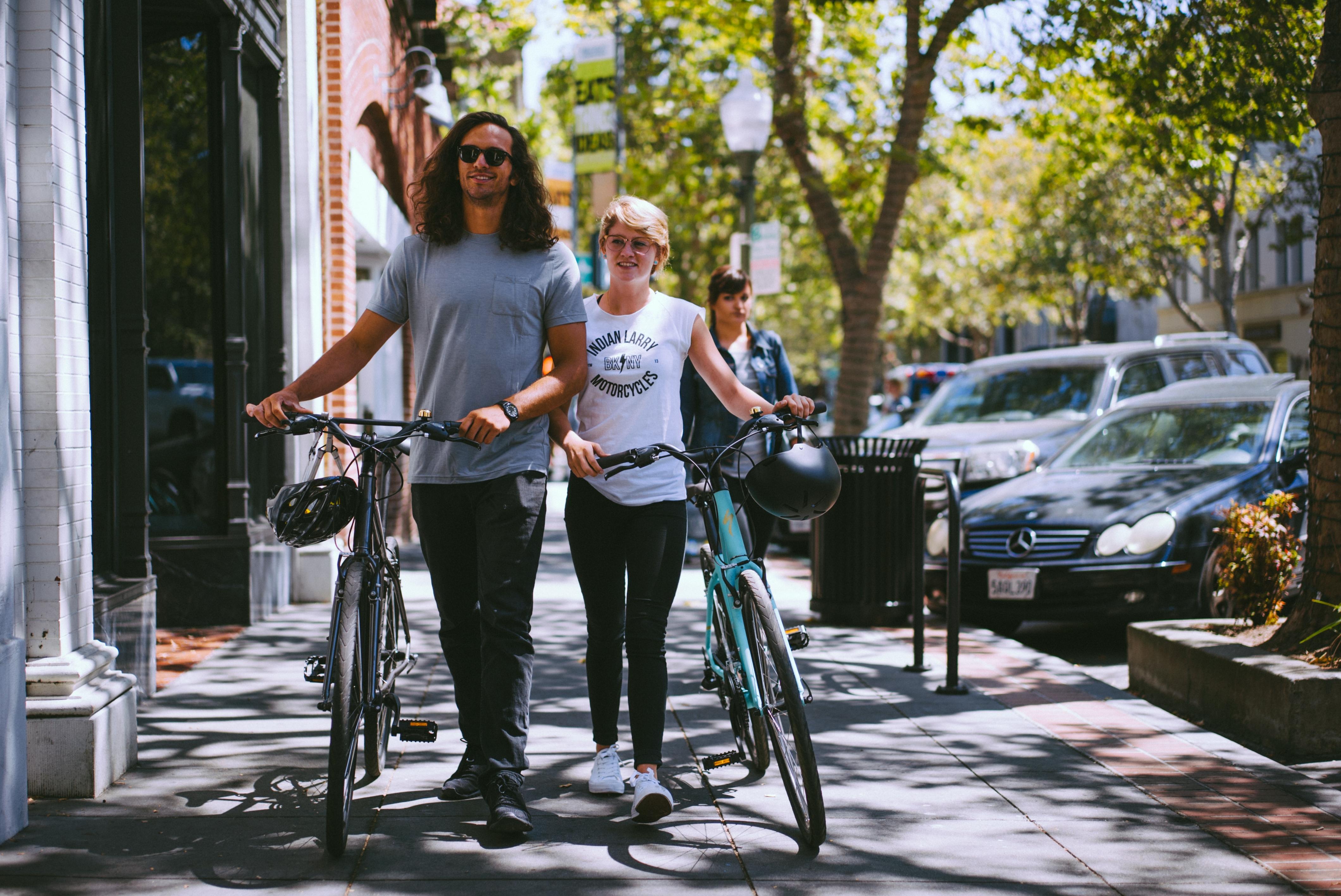 Ako vybrať mestský bicykel