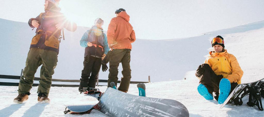 Ako vyberať snowboardové topánky -sportby