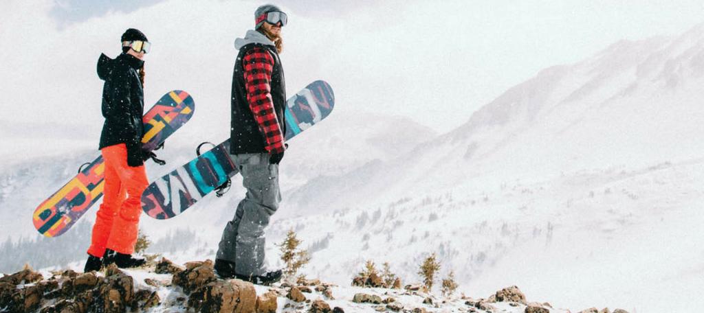 ako vyberat snowboardoé topánky