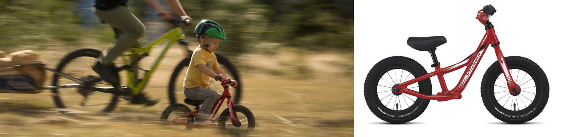 Začíname s cyklistikou #5. Detský bicykel